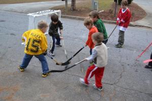 """Hockey Town, USA"""