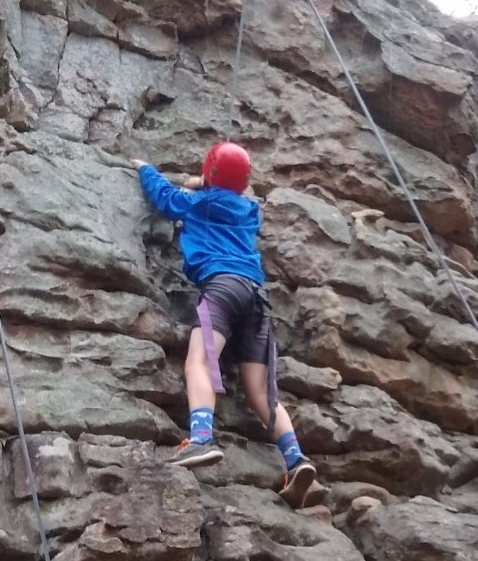 Bo climbing3